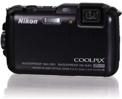 Nikon COOLPIX AW120 negro