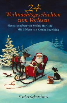 24 Weihnachtsgeschichten zum Vorlesen