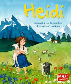 Heidi - Barbara Rose  [Gebundene Ausgabe]