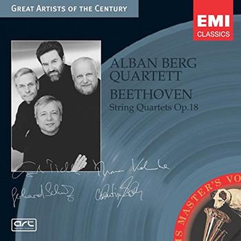 Alban Berg Quartett - Streichquartette Op.18