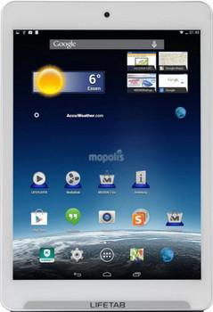 """Medion LifeTab S7851 7,85"""" 16 Go [Wi-Fi] blanc"""