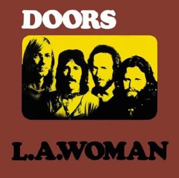 the Doors - L.a.Woman(Mini Vinyl Replica)