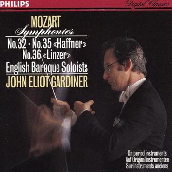 John Eliot Gardiner - Sinfonien 32,35,36