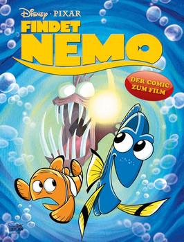 Findet Nemo. Der Comic zum Film - Walt Disney  [Gebundene Ausgabe]