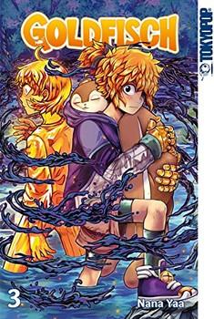 Goldfisch 03 - Nana Yaa  [Taschenbuch]