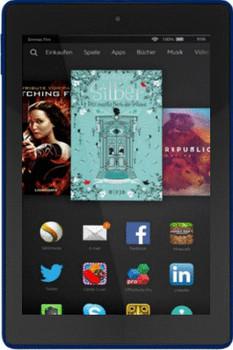 "Amazon Fire HD 7 7"" 8Go [Wifi] bleu marine"