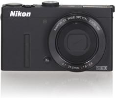 Nikon COOLPIX P340 negro