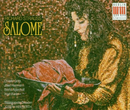 Goltz - Strauss. Salome (Gesamtaufnahme Dresden 1947)