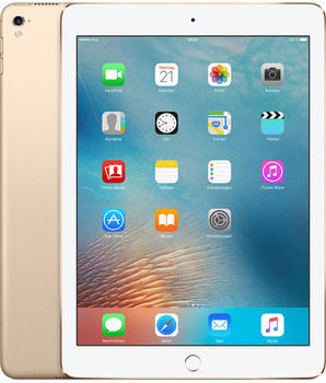 """Apple iPad Pro 9,7"""" 128 Go [Wi-Fi + Cellulaire] or"""
