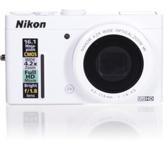 Nikon COOLPIX P310 blanc
