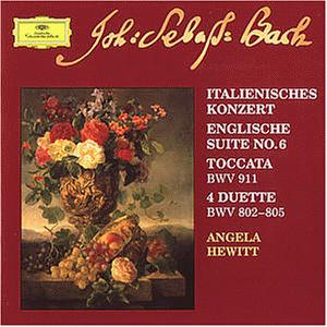 Angela Hewitt - Meisterwerke Vol. 19 (Klavierwerke Vol. 2)