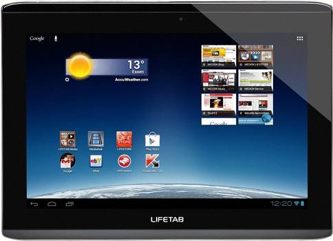 """Medion LifeTab S9714 10"""" 32 Go SSD [Wi-Fi + 3G] noir"""