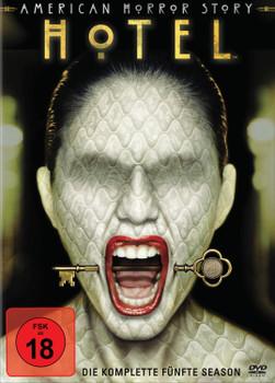 American Horror Story: Hotel - Die komplette fünfte Season [4 Discs]