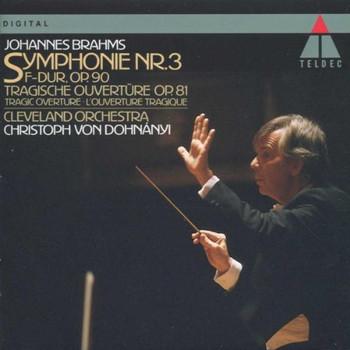 Christoph Von Dohnanyi - Sinfonie 3 / Tragische Ouvertüre