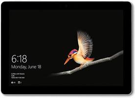 "Microsoft Surface Go 10"" 128GB SSD [Wi-Fi + 4G] argento"