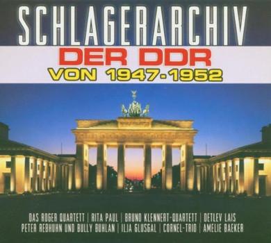 Various - Schlagerachiv der Ddr 47-52