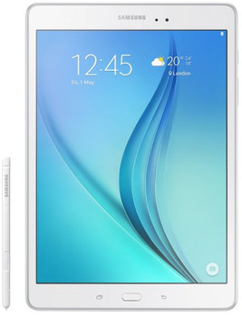 """Samsung Galaxy Tab A 9.7 with S Pen 9,7"""" 16GB [wifi incl. Samsung S-Pen] wit"""
