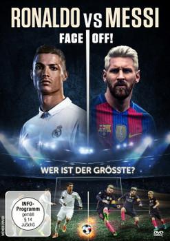 Ronaldo vs Messi - Face Off!