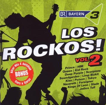 Various - Bayern 3-Los Rockos,Vol.2