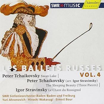 Ahronovich - Les Ballets Russes Vol.4