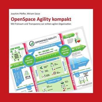OpenSpace Agility kompakt. Mit Freiraum und Transparenz zur echten agilen Organisation - Joachim Pfeffer  [Taschenbuch]