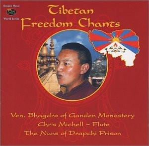 Chris Bhagdro & Michell - Tibetan Freedom Chants