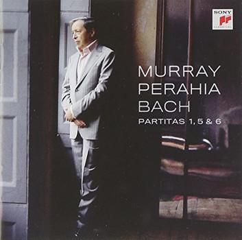 Murray Perahia - Partiten 1,5 & 6, BWV 825, 829, 830