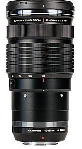Olympus Pro 40-150 mm F2.8 72 mm Objetivo (Montura Micro Four Thirds) negro