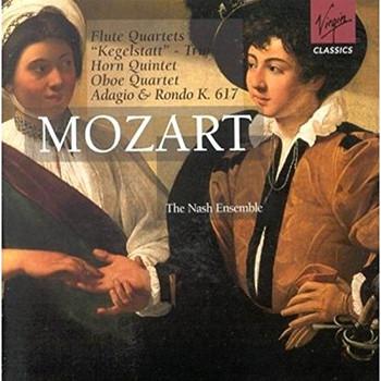 the Nash Ensemble - Virgin De Virgin: 2 For 1 - Kammermusik von Mozart