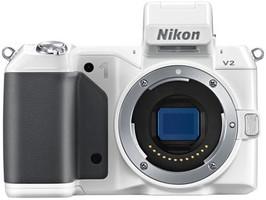 Nikon 1 V2 Caméra body blanc
