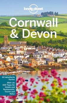 Lonely Planet Reiseführer Cornwall & Devon [Taschenbuch]