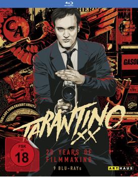 Tarantino XX - 20 Years of Filmmaking [9 Disc Box]