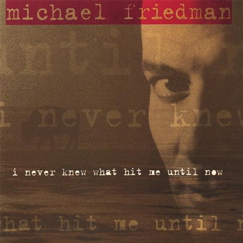 Michael Friedman - I Never Knew What Hit Me Until