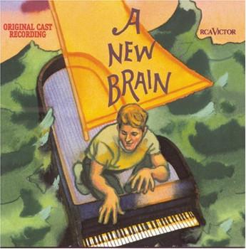 Musical Cast Recording - A New Brain