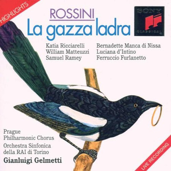 William Matteuzzi - Rossini - La gazza ladra