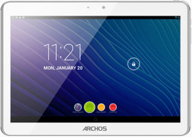 "Archos 101 Xenon 10,1"" 16GB [WiFi + 3G] bianco e argento"