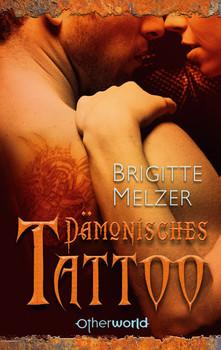 Dämonisches Tattoo - Brigitte Melzer