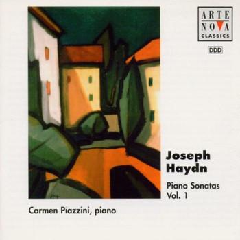 Carmen Piazzini - Klaviersonaten Vol. 1