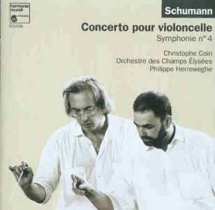 Herreweghe - Schumann: Konzert für Violoncellound Orchester Herr