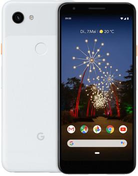 Google Pixel 3a XL 64 Go blanc