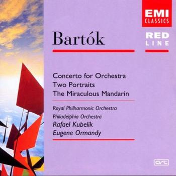 R. Kubelik - Red Line - Bartok (Orchesterwerke)