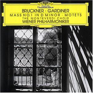 Gardiner - MESSE 1 / MOTETTEN