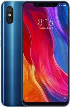 Xiaomi Mi 8 Dual SIM 64GB blu
