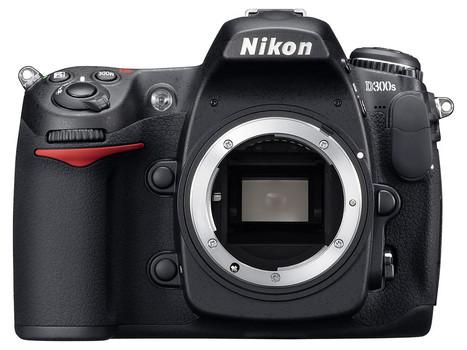 Nikon D300S zwart