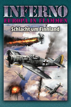 Inferno – Europa in Flammen, Band 7: Schlacht um Finnland - Reinhardt Möllmann  [Gebundene Ausgabe]