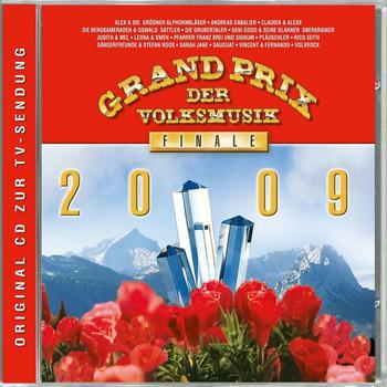 Various - Grand Prix der Volksmusik-Finale 2009