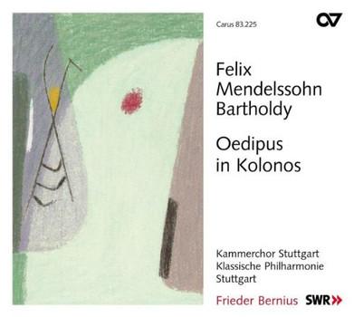 Bernius - Mendelssohn: Oedipus in Kolonos
