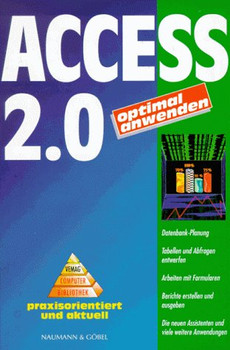 Access 2.0 optimal anwenden