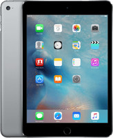 "Apple iPad mini 4 7,9"" 16GB [WiFi + cellulare] grigio siderale"