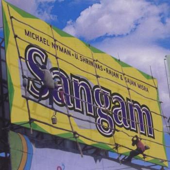 Michael Nyman - Sangam-Michael Nyman Meets Ind